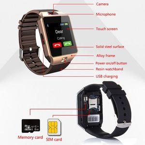 Image 4 - חכם שעון DZ09 חכם שעון תמיכה TF SIM מצלמה גברים נשים ספורט שעון יד Bluetooth עבור סמסונג Huawei Xiaomi אנדרואיד טלפון