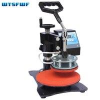 Wtsfwf Portable Digital Plate Heat Press Printer Sublimation Transfer Printer Machine For Plate Plate Printer Machine
