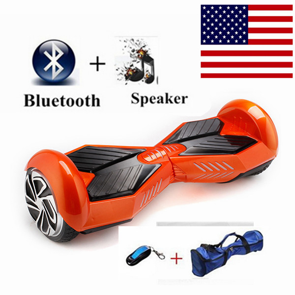6 5 Inch Two Wheel Hoverboard Self Balancing Scooter Electric Balance Drifting Board Skateboard Hover