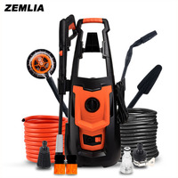 High Pressure Car Washer Household 220v Electric Bicycle Washing Device Cleaning Machine Portable Car Wash Pump