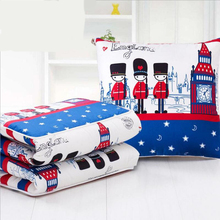 Dual-use cushions sofa office folding nap pillow air conditioner Soft and comfortable exquisite workmanship good quality quilt