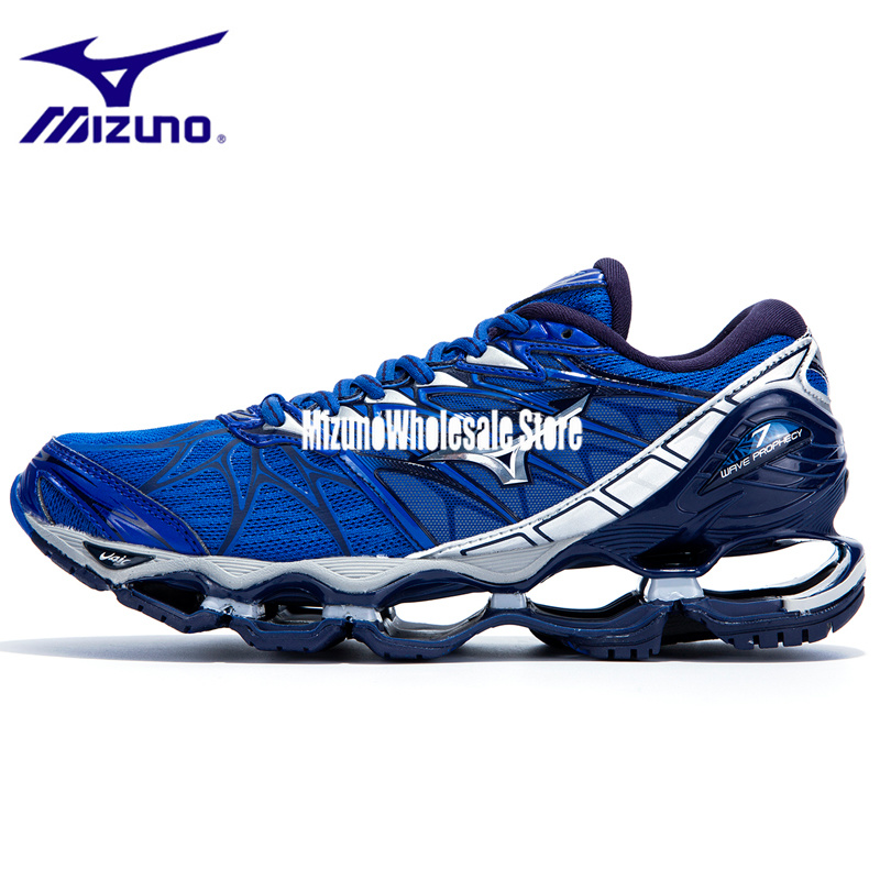 ALI shop ...  ... 32973473391 ... 5 ... Original MIZUNO WAVE Prophecy 7 professional Men Shoes 8 Colors Outdoor Sport sneakers Best Men Weightlifting Shoes Size 40-45 ...