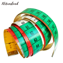German Quality Measuring Ruler Sewing Tailor Tape Measure 150cm 60inch Soft Plastic Tools