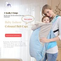 Winter Baby Sleeping Bag Children Sleep Sack Windproof Cloak Newborns Swaddle Baby Blanket Outside Stroller Winter Coat Quilt