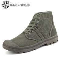 2018 Classic Canvas Shoes For Men Vulcanized Shoes Casual High Top Flats Male Brand Canvas Shoes