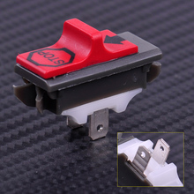 LETAOSK interruptor de encendido y apagado para motosierra, compatible con Husqvarna 365, 371, 372, 372XP, 336