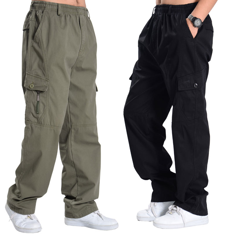 Popular Elastic Waist Cargo Pants-Buy Cheap Elastic Waist Cargo ...