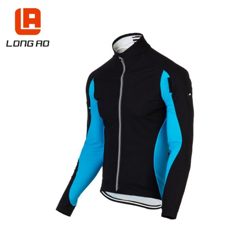 2017 Cyklistický dres s dlouhým rukávem Podzim Jaro Oblečení Bicicleta MTB Maillot Ropa Ciclismo Hombre Abbigliamento Ciclismo as05