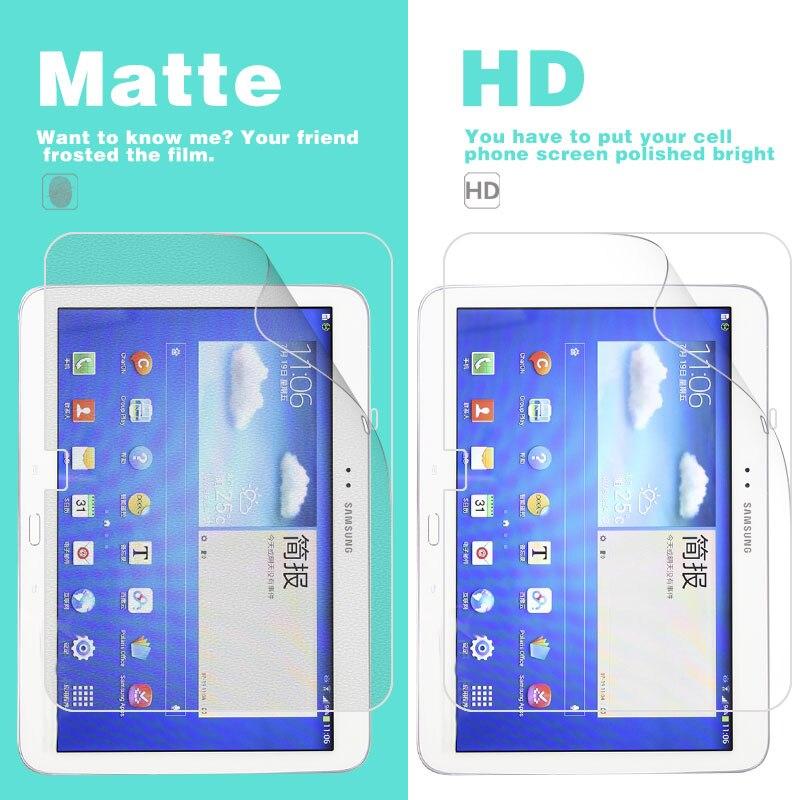 HD Clear Glossy Film For Samsung GALAXY Tab 3 8.0  8