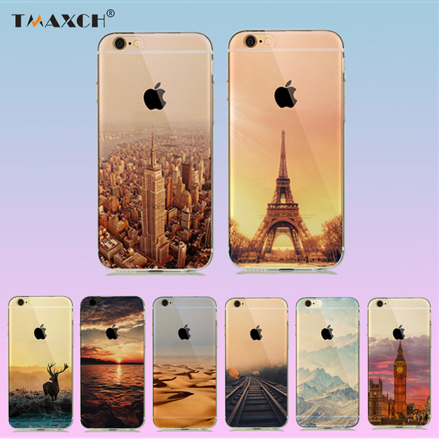 coque iphone 7 building