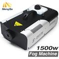 1500 W Fog Machine/Rookmachine/Professionele 1500 W Fogger Voor Bruiloft thuis party Stage dj Apparatuur met gratis & Snelle verzending