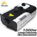 Máquina de niebla de 1500 W/máquina de humo/nebulizador profesional de 1500 W para boda fiesta en casa equipo de dj con envío gratuito y rápido