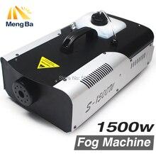 Máquina de névoa 1500w/máquina para fumo/profissional 1500w, equipamento para casamento, festa, palco, dj frete grátis e rápido