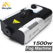 Máquina de niebla de 1500W, máquina de humo, nebulizadora profesional de 1500W para fiesta en casa, equipo de dj de escenario con envío gratuito y rápido