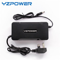 YZPOWER 62.05V 1.5A 2A LifePO4 Battery Charger For 54.4V lifepo4 Battery Pack