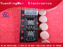 10PCS AS5600 ASOM AS5600 SOP8 magnetische encoder Met magneet Originele authentieke en nieuwe in voorraad Gratis Verzending IC