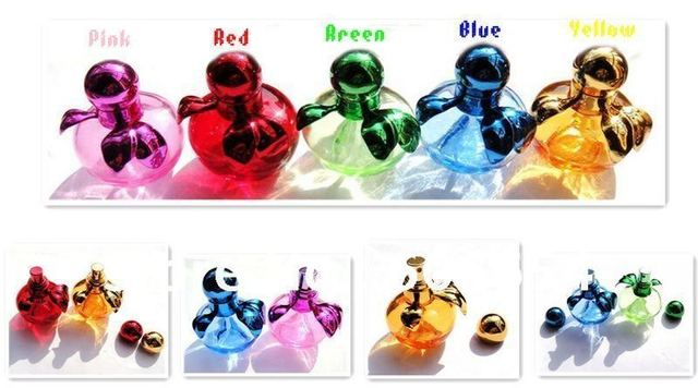 Cosmetic jars Small  glass perfume bottles spray perfume bottles  perfume spray bottle manufacturers glass spray bottles