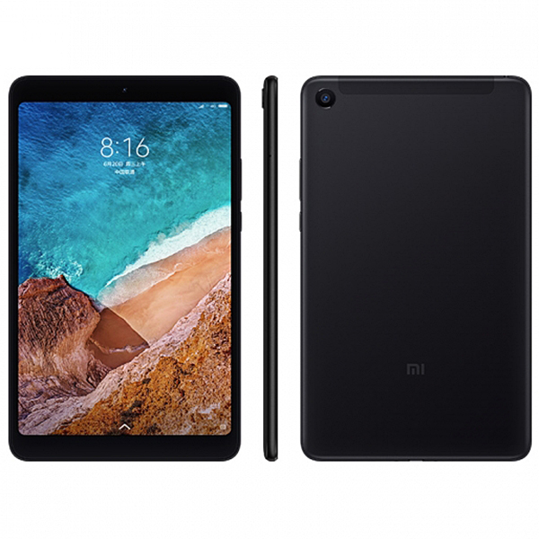 Xiao mi mi Pad 4 Tablet PC 8,0 ''mi UI 9 Qualcomm Snapdragon 660 Octa Core 3 gb + 32 gb 5MP + 13MP Vorne Hinten Kameras Dual WiFi Tabletten