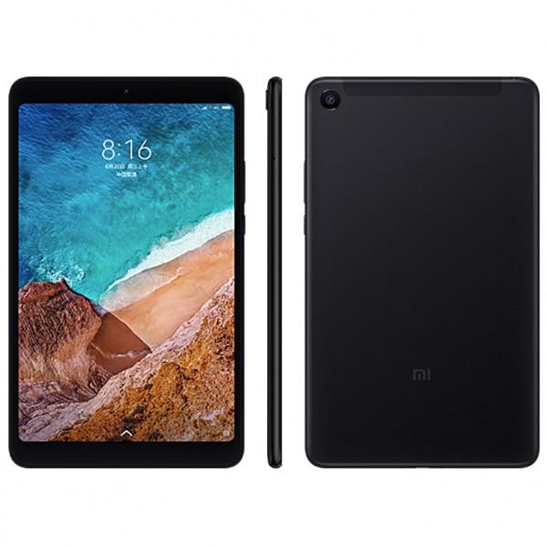 Xiao mi mi Pad 4 Tablet PC 8.0 ''mi UI 9 Qualcomm Snapdragon 660 Octa Core 3 gb + 32 gb 5MP + 13MP Avant Arrière Caméras Double WiFi Comprimés