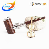 2017 Hot original Kamry K1000 Plus E Pipe kit 30W smoking Pen 4.0ml Atomizer Sigarate box mod 1100mAh e Pipe E Cigarette Hookah