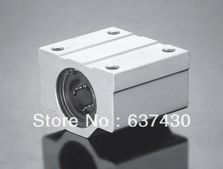 SC60UU linear motion ball slide unit/CNC parts diy/cnc router machine block bearing sc8uu scs8uu 8mm slide unit block bearing steel linear motion ball bearing slide bushing shaft cnc router diy 3d printer parts