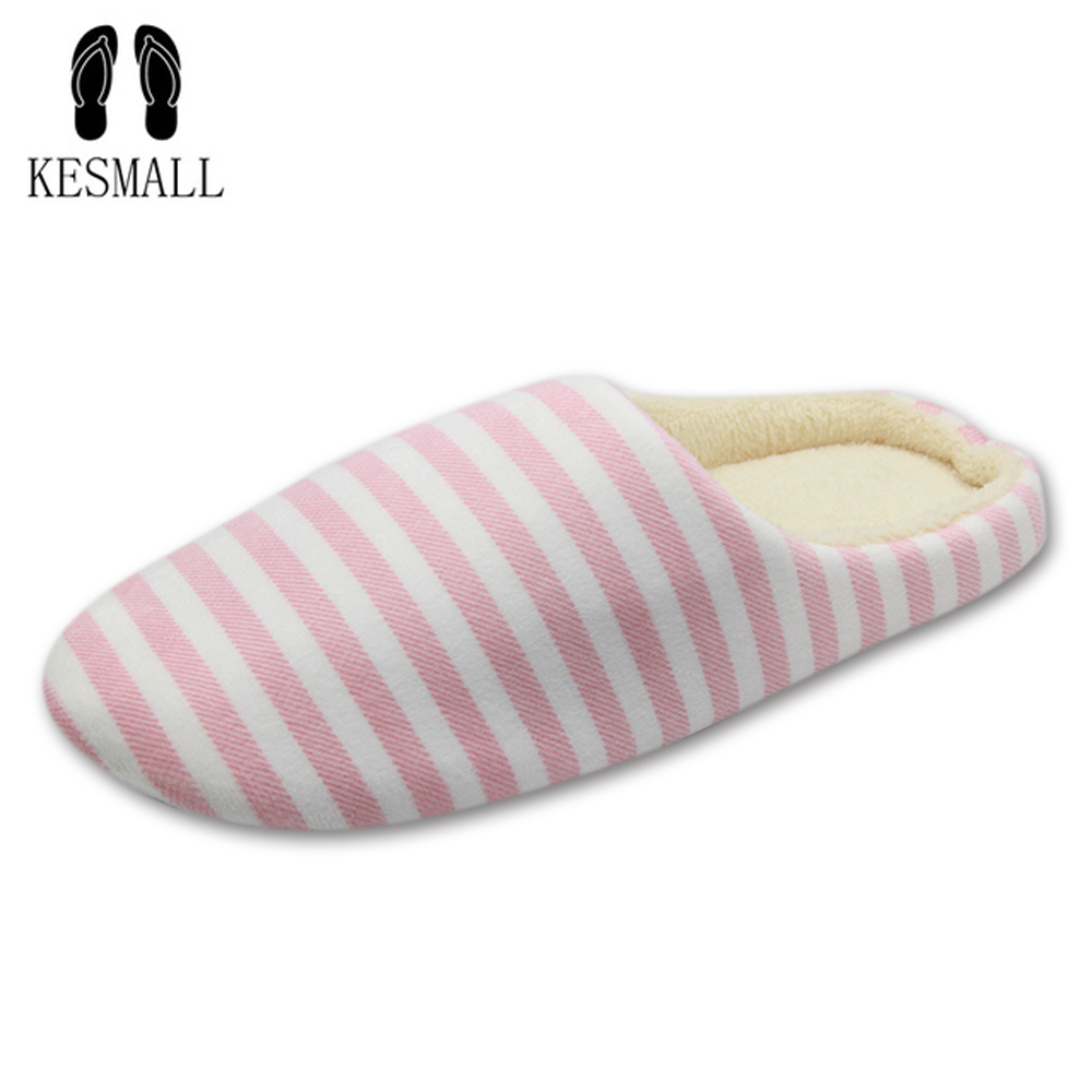 1c5b03423c3 2017 Indoor House Slipper Soft Plush Cotton Cute Slippers Shoes Floor