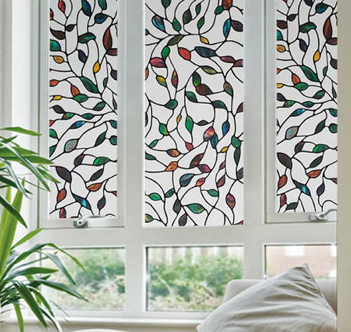 Popular Decorative Window Clings Stained Glass-Buy Cheap ...
