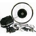 LED + Waterproof 36V500W Bicicleta Eléctrica E Bicicleta Kit de Motor de Cubo