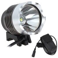 מכירות חמה! 1800 לום סופר מואר XML T6 LED אופני אור פנס, פנס עמיד למים 3 מצב אור LED אופניים