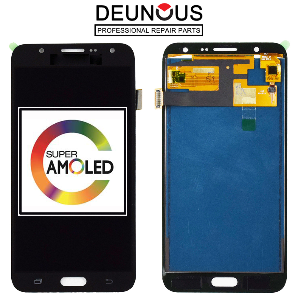 Super AMOLED Original LCD For SAMSUNG Galaxy J7 2015 Display For SAMSUNG Galaxy J7 2015 J700 J700F J700M J700H Touch ScreenSuper AMOLED Original LCD For SAMSUNG Galaxy J7 2015 Display For SAMSUNG Galaxy J7 2015 J700 J700F J700M J700H Touch Screen
