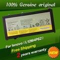 Frete grátis l12l4p62 l12m4p62 bateria do laptop original para lenovo ideapad u530 u430 toque u330p