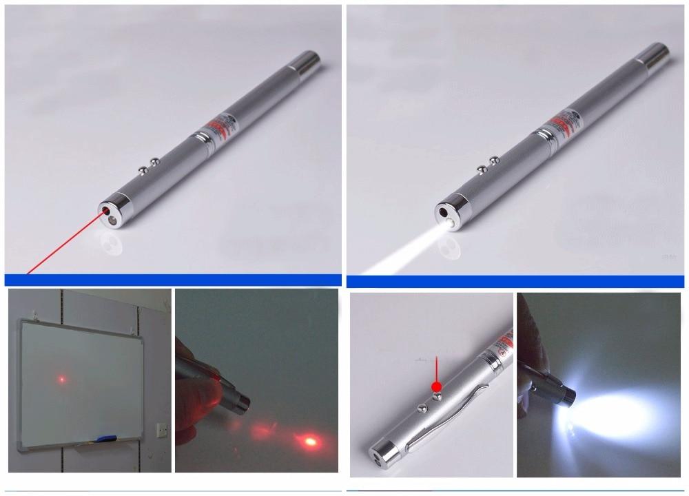 FÜhrte stift taschenlampe teleskop baton schlagstock multi funktion