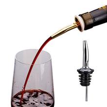 Bar-Accessories Pourer Oil-Cork Bartender Stainless-Steel 2pcs MOSEKO