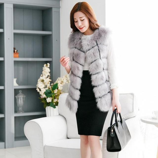 Aliexpress.com : Buy New Nice Winter Coat Women Elegant Whole Peel ...