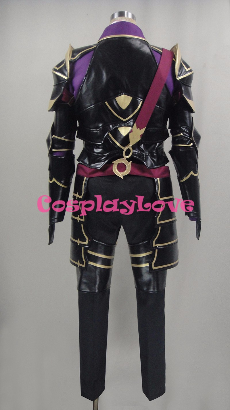 Fire Emblem Fates IF Xander Cosplay Costume Christmas Halloween Cosplay Costume (3)