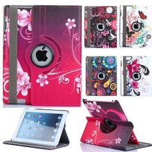 New Arrival Color Mix PU Leather Flip Case cover For Apple iPad Air ipad 5 Cases