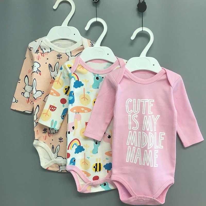 Детские боди из хлопка для маленьких мальчиков, комбинезон одежда для новорождённых с длинными рукавами, зимний детский набор комбинезончиков, Ropa, детская одежда