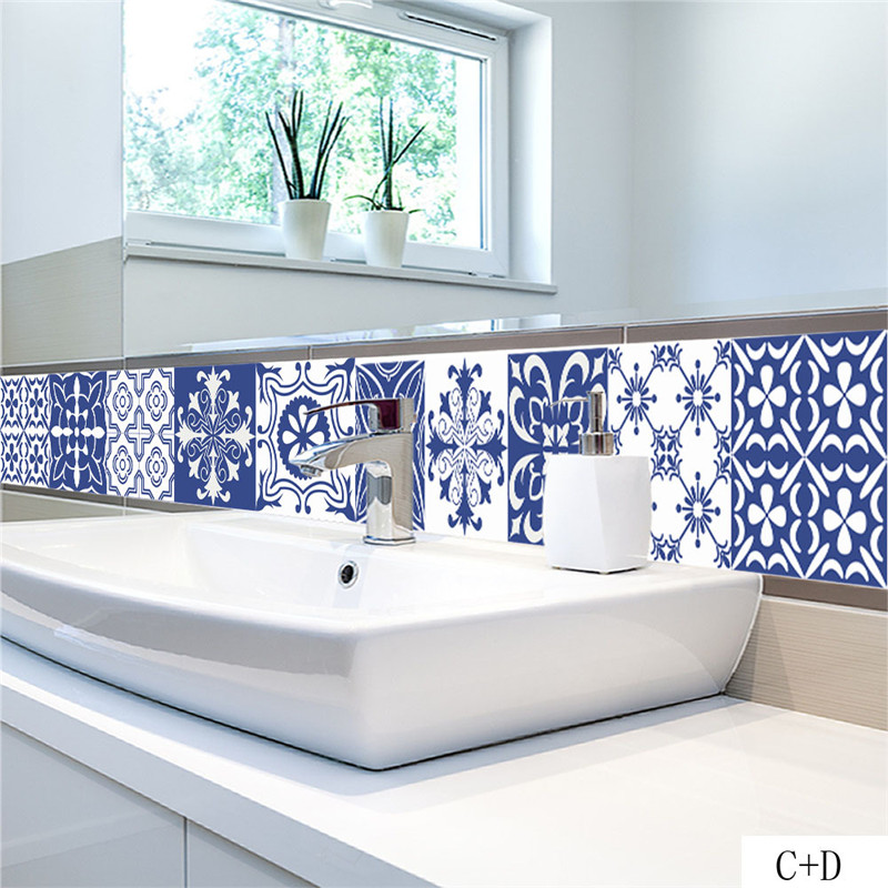 Tile Decor Store: Aliexpress.com : Buy Mediterranean Ceramic Tile Sticker