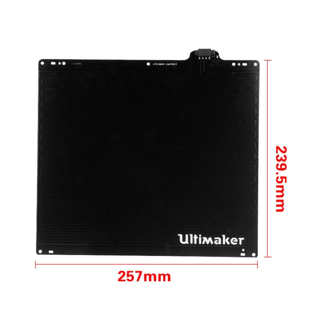 Hotbed Heater Bed With Germany Electric Parts for 3D Printer Ultimaker 2 UM2  EM88