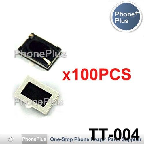 100PCS For Nokia 6288 1110 N5000 7230 2730 Classic N71 7373 6230 Earpiece Speaker Receiver Earphone Ear