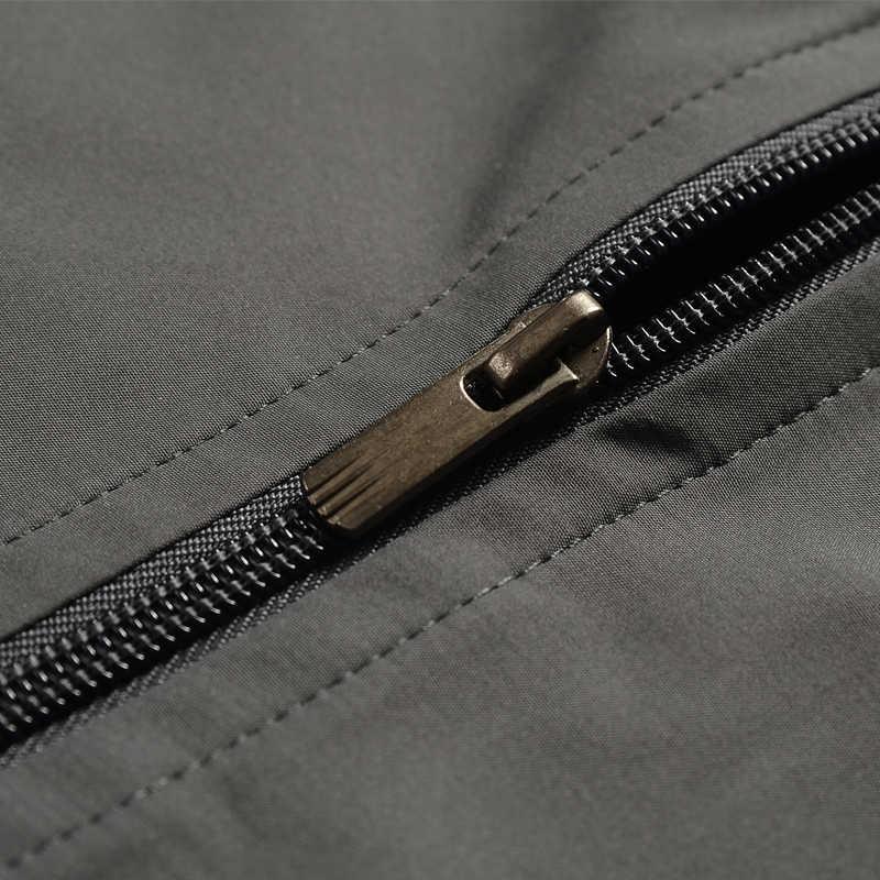 YIHUAHOO/брендовый спортивный костюм для мужчин, комплект одежды из двух предметов, повседневная куртка + штаны, спортивный костюм из 2 предметов, спортивные костюмы для мужчин, LB1601