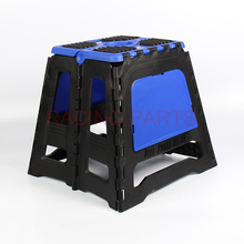 4 color 2017 new Universal models Motorcycle Motocross Stand parking stool Huayang wave Seoul
