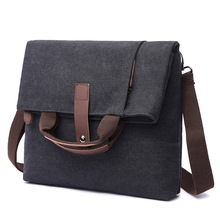 New design creative handbag men laptop bag anti-theft commuting work crossbody bags for students school messenger