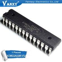 1PCS ATMEGA328P PU DIP28 ATMEGA328 PU DIP ATMEGA328P U DIP 28 328P PU new and original IC