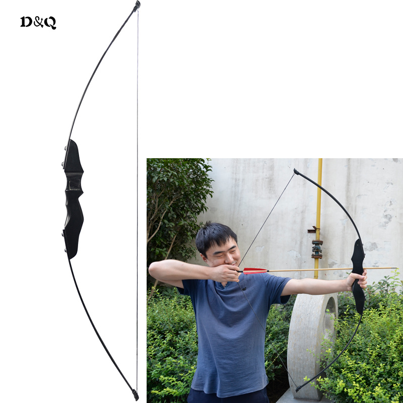 30lbs Archery Hunting Shooting Straight Long Bow for Youth Adult Beginners Training Practice Sport Games Wooden Take Down Bow