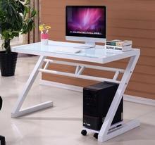 80*60*75cm Chilren study desk Z style writing desk Computer tables Laptop desk