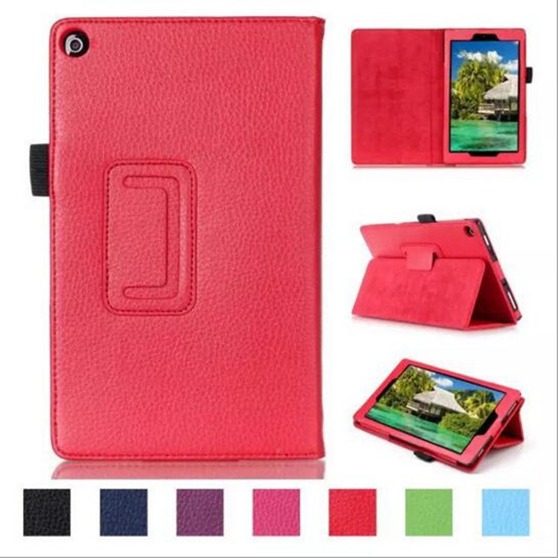 For Amazon Kindle Fire HD 8 2016 / HD8 Tablet Case Bracket Stand Flip Fashion Leather Cover new kindle fire hd8 flip pu leather case cover colorful print luxury protective stand shell for amazon new kindle fire hd 8 2016