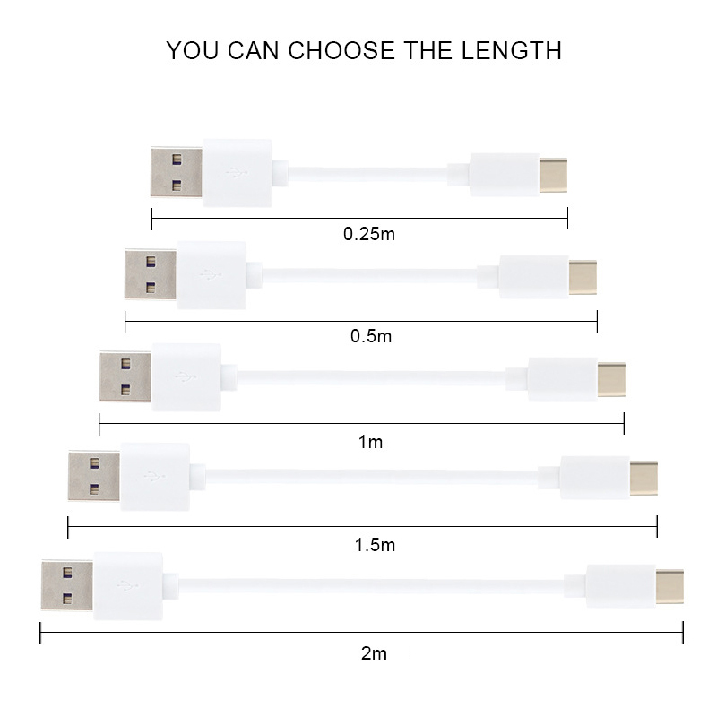 Image 5 - 5A USB Type C Cable For Huawei P20 Lite Honor 10 9 Pro Fast Charging Data Cord Phone Charger Samsung S9 Redmi Note 7-in Mobile Phone Cables from Cellphones & Telecommunications