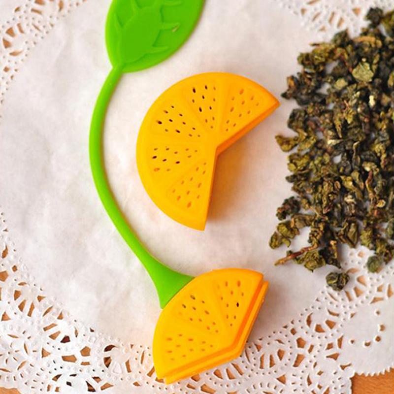 LEMON Silicone Tea Infuser