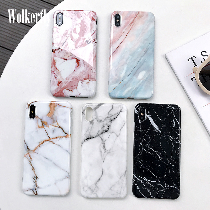 For <font><b>Huawei</b></font> <font><b>P20</b></font> <font><b>Lite</b></font> <font><b>Case</b></font> Smooth Marble Silicone <font><b>Case</b></font> For <font><b>Huawei</b></font> P30 <font><b>Lite</b></font> <font><b>P20</b></font> Pro Mate 20 <font><b>Lite</b></font> Back TPU Cover for <font><b>Huawei</b></font> P30 <font><b>Case</b></font> image